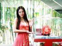 艾尚真:中國第一黃金比例美女