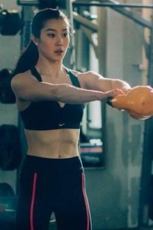 歐鎧淳:來自香港泳壇的東方維納斯