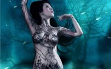 彩繪人與自然的完美結合