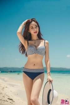 孫允珠:「天使面孔魔鬼身材」的韓國網店模特